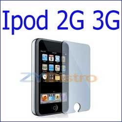ستيكر حماية شفاف Ipod 2G - 3G