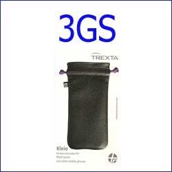 كفر 3gs ipod جلد Kleio  6 TREXTA