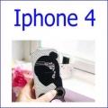 كفر  Earring Flip Gold Vip 15 iphone 4
