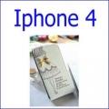 كفر+واير مجانا Princess Flip  Gold Vip 5 iphone 4