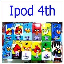 كفر Angry Bird  iPod TOUCH 4