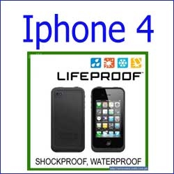 الكفر العجيب LifeProof - Iphone 4