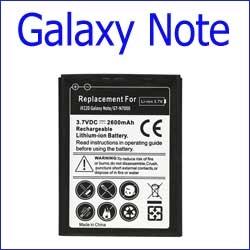 بطارية Galaxy Note