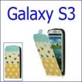 كفر ورد Galaxy S3 - Vip -A