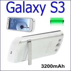 بطارية شحن 3200mAh - Galaxy S3