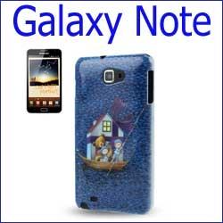كفر Galaxy Note - D