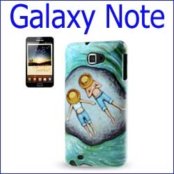 كفر Galaxy Note - A