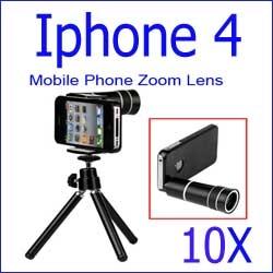 تلسكوب Iphone 4 - 10X