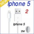 واير طولة 2 أمتار Iphone 5