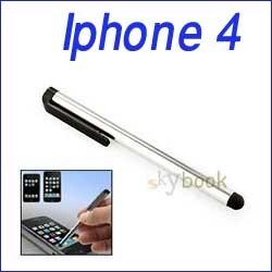 اقلام لمس الشاشة طويلة ملونة iphone4