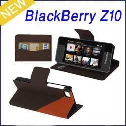 كفر بوك Blackberry Z10
