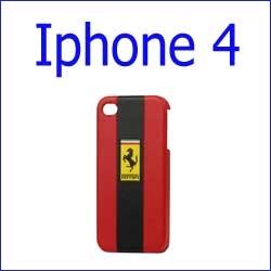 كفر فراري جلد Iphone 4