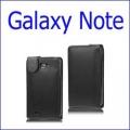 كفر جلد أسود 220 - Galaxy Note