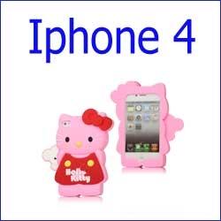كفر Iphone 4 - Hellokitty