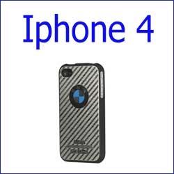 كفر BMW كاربون فايبر Iphone 4