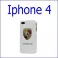 كفر بورش أبيض Iphone 4