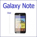 ستيكر حماية Galaxy Note Clear